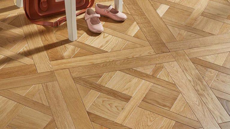 Parquet Wood flooring Types